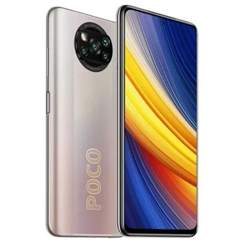 Xiaomi Pocophone X3 Pro 256GB 8GB Metal Bronze Dual EU