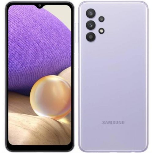 Samsung A326 A32 5G 128GB 4GB Dual Awesome Violet