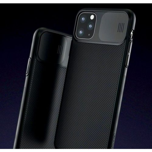 Nillkin CamShield Pro Case fekete Apple iPhone 11 Pro