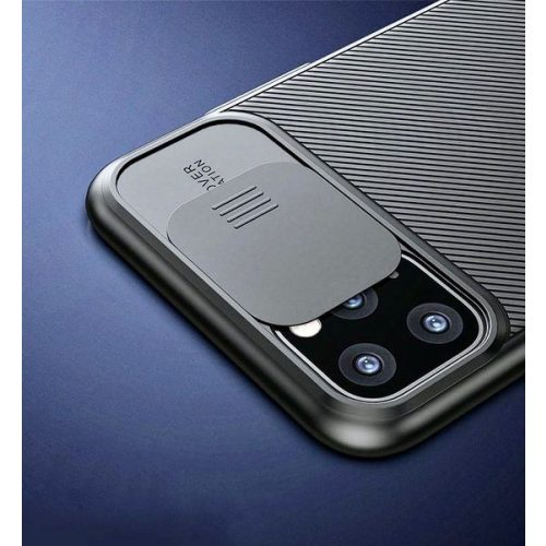 Nillkin CamShield Pro Case fekete Samsung Galaxy Note 20