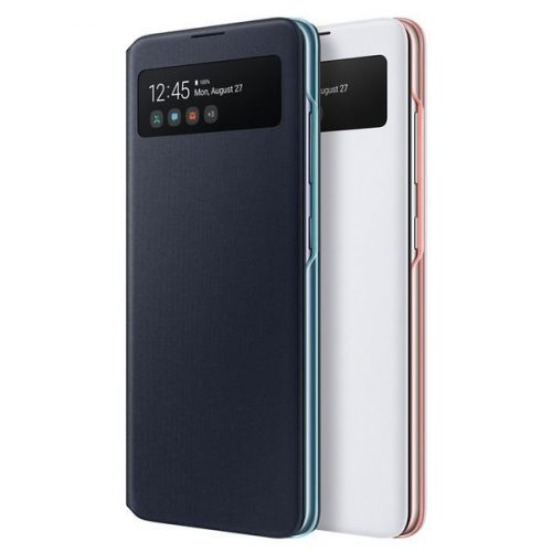 Samsung A515 A51 S-View Wallet White EA515PW Blister