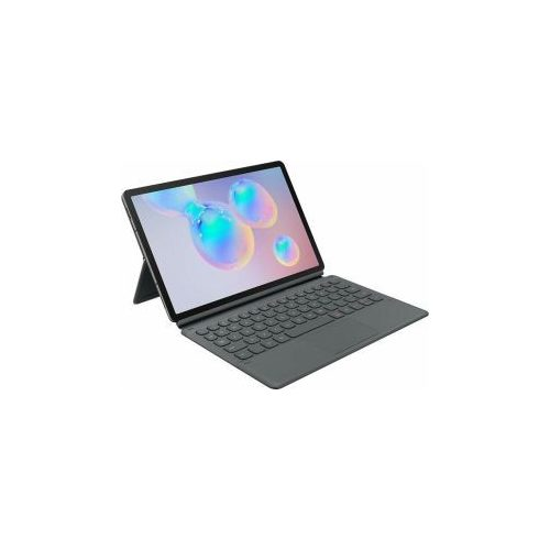 Samsung EF-DT860BJGGDE Book Cover Keyboard Galaxy Tab S6 Grey