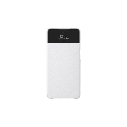 Samsung EF-EA725PWE S-View Wallet Cover Galaxy A72 - A725F White