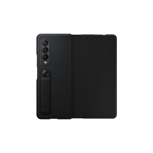 Samsung EF-FF926LBE Leather Flip Cover Galaxy Z Fold 3 5G Black