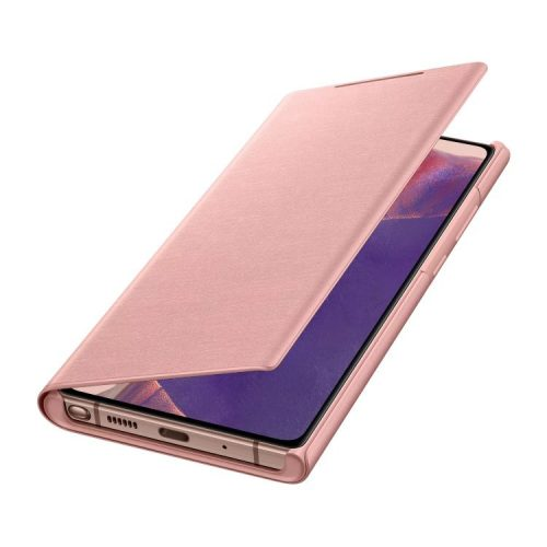 Samsung EF-NN980PAE LED View Cover Galaxy Note 20 mystic bronze