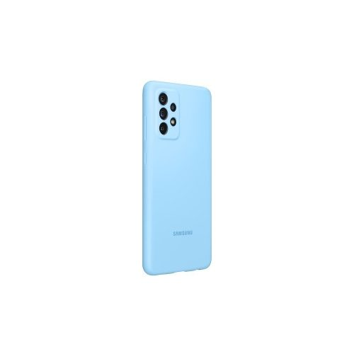 Samsung EF-PA725TLE Silicone Cover Galaxy A72 Blue