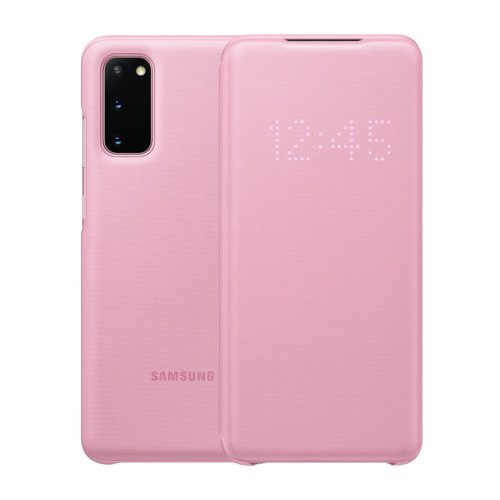 Samsung G985 S20+ Smart LED View Cover Pink NG985PP Blister