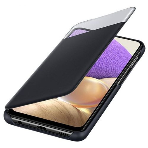 Samsung Smart S View Cover EF-EA326PBEGEE for Galaxy A32s 5G Black