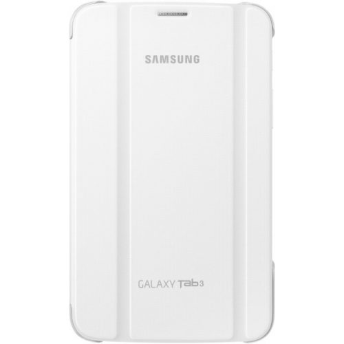 Samsung T210 T215 Tab 3 7.0 Book Cover White BT210BW Blister